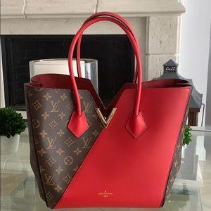 2df7e62219dd Louis Vuitton · Louis Vuitton Kimono Monogram Cerise